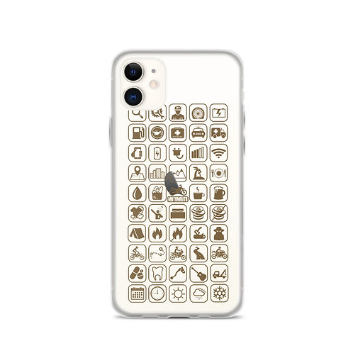 MOTO MOUTH   ∞   iPhone Case