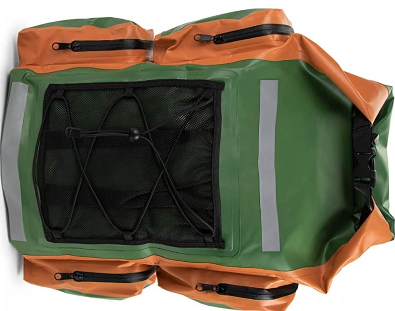 Grizzly Peak Dri-Tech Waterproof Dry Backpack