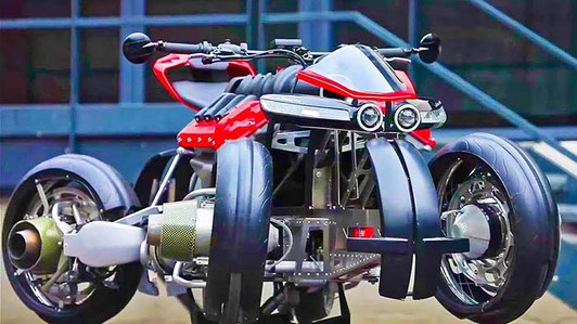 Beats Me-Future Bike-Story Moto ADV Internet Oddest Motorcycles