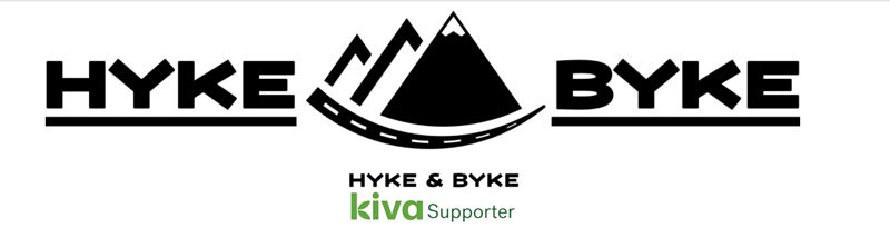 HYKE AND BYKE OUTDOOR GEAR LOGO