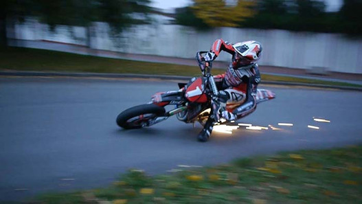 Scraping Portal To Hell-Story Moto ADV Internet Oddest Motorcycles