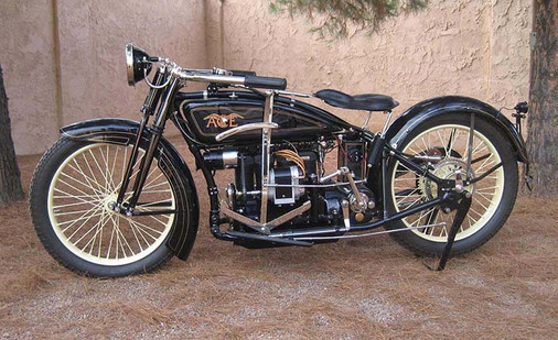 Hats Off Beauty-Classic Motorcycle-Story Moto ADV Internet Oddest Motorcycles