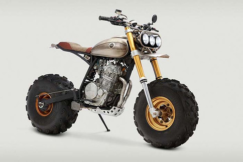 I haven't embraced the Grom-Story Moto ADV Internet Oddest Motorcycles