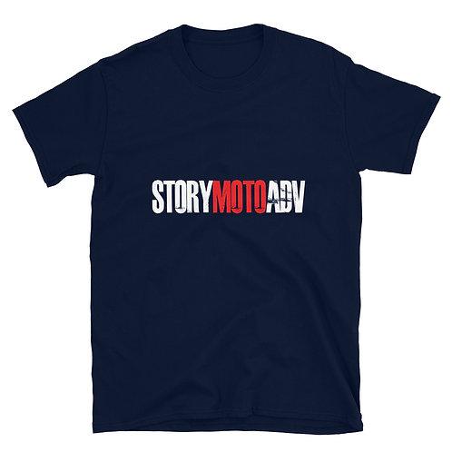 STORY MOTO≈TRIBE   ∞   Unisex Short-Sleeve T-Shirt