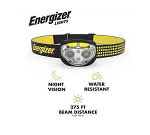 energizer brand camping headlamp