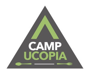 Logo for Campucopia cookbook written by Story Moto ADV set to release in late spring 2020- Campucopia