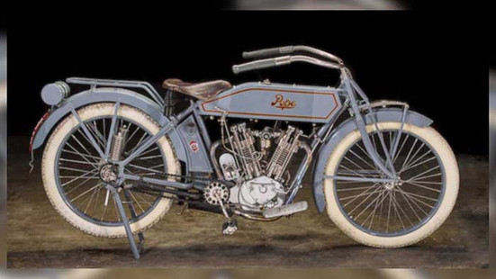 For Old School We Drool-classic motorcycle-Story Moto ADV Internet Oddest Motorcycles
