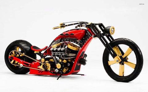SC-Safe Chain Edition-custom motorcycle-Story Moto ADV Internet Oddest Motorcycles