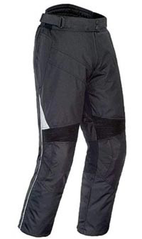 Tourmaster Women's Venture riding pants in black recommended by Story Moto ADV