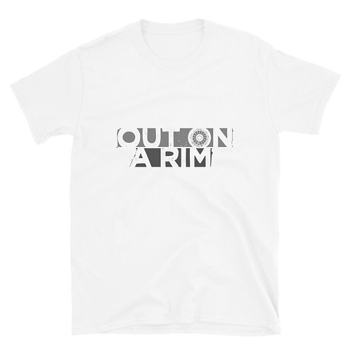 OUT ON A RIM™   ∞   Unisex Short-Sleeve T