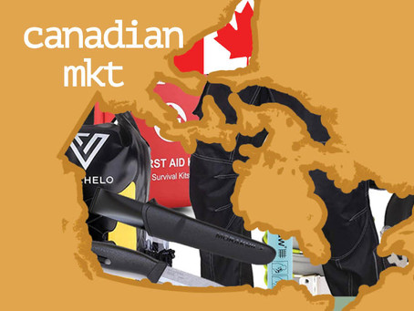 CANADIAN MKT--$TUPIDLY Affordable Adventure Riding Gear
