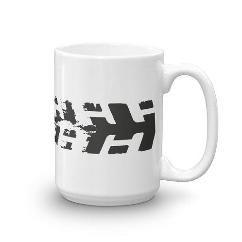 TREAD ON ME   ∞   Wrap around print Mug