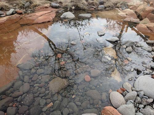 Wet Beaver Secret Swimming Hole Story Moto ADV