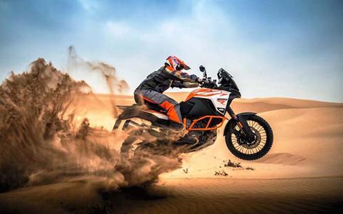 KTM 1090 IS BEAST-KTM Desert Ride-Story Moto ADV Internet Oddest Motorcycles