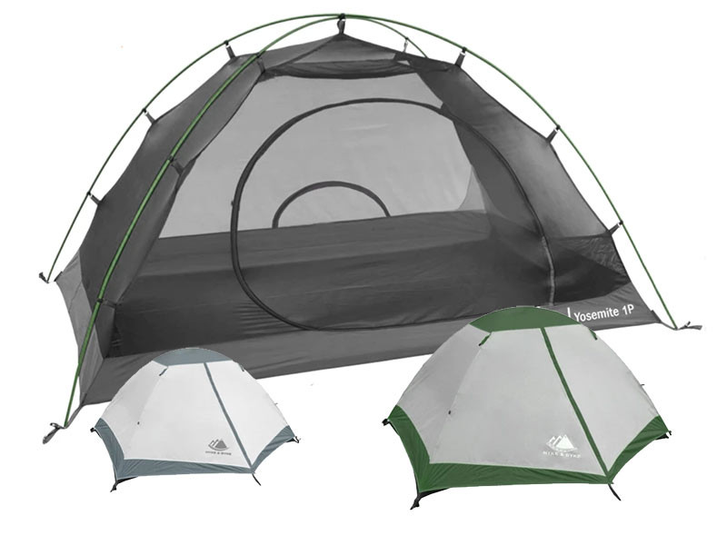 HYKE AND BYKE YOSEMITE BACKPACKING TENT MULTI VIEW SHARED BY STORY  MOTO ADV