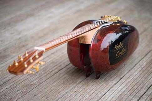 Coolest Guitar Ever-gas tank guitar-Story Moto ADV Internet Oddest Motorcycles