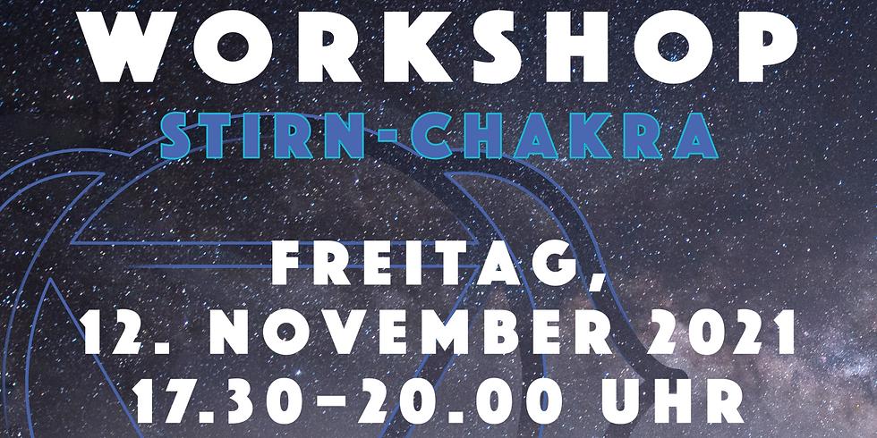 """#6 Workshop: """"Das Stirn-Chakra – Intuition und höherer Verstand"""""""