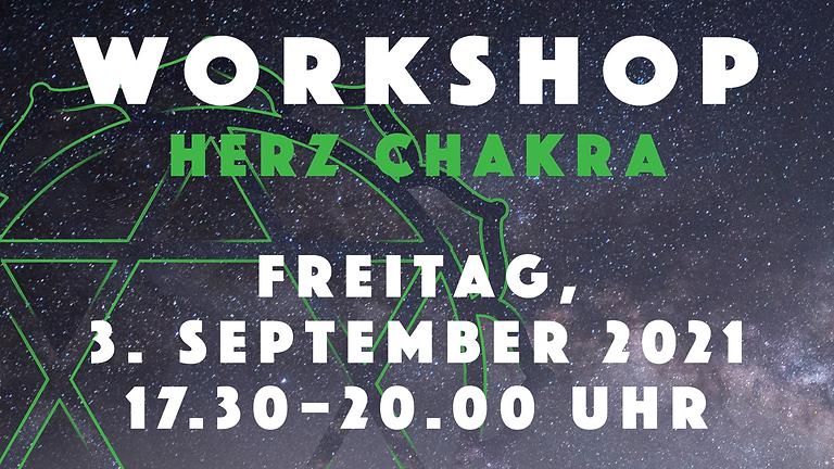 """#4 Workshop: """"Das Herz-Chakra – Die Reise durch Liebe, Hingabe, Heilung"""