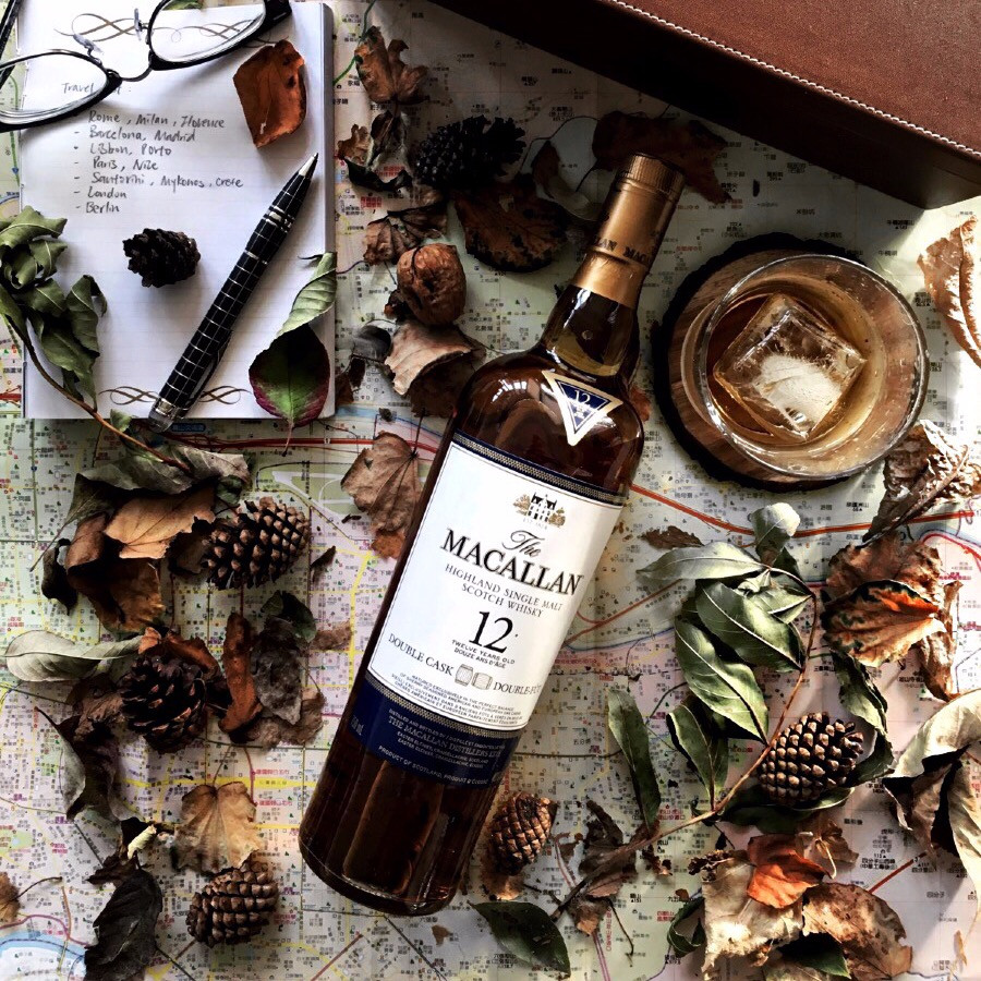 First Day of Fall | Macallan