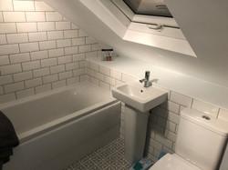 Dormer Bathroom