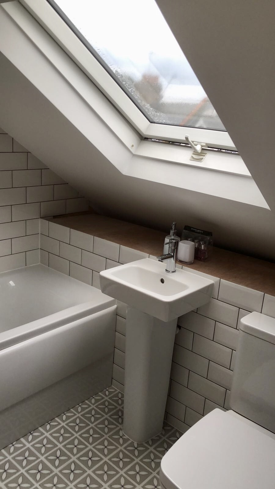 Attic Conversion Bathroom