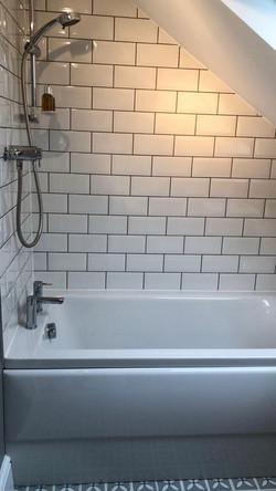 New Dormer Bathroom