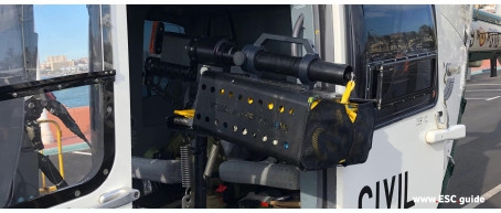 VAS - Vessel Arrest Launcher - Remote Control or Autonomous