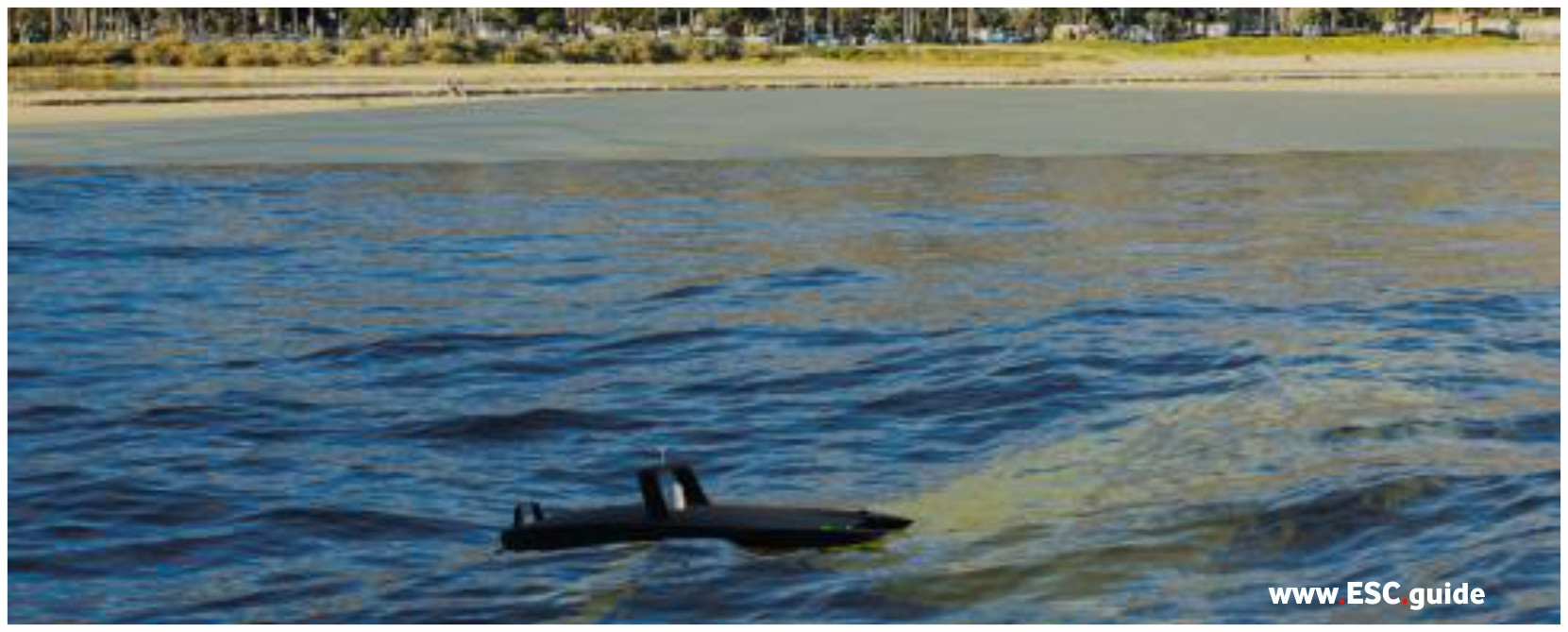MANTAS T12-EOD with Forward Looking Sonar (FLS) and High-Resolution Side Scan Sonar to locate shallow water mines.
