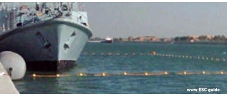 VAS - Vessel Arrest Boom