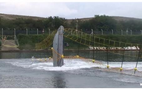 VAS - Vessel Arrest Fence Boat Stop