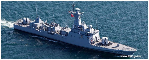 TCG TUFAN (P-333)