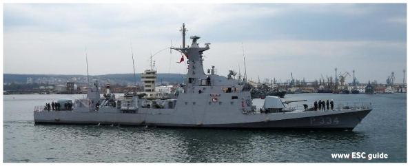 TCG MELTEM (P-334)