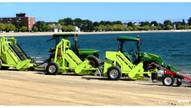 BARBER / SURF RAKE - Beach Cleaning Machines