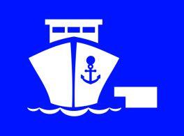 R.U. ARCADIA / 8 ports-marinas