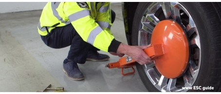 MITI / IML / Rhino wheel boot
