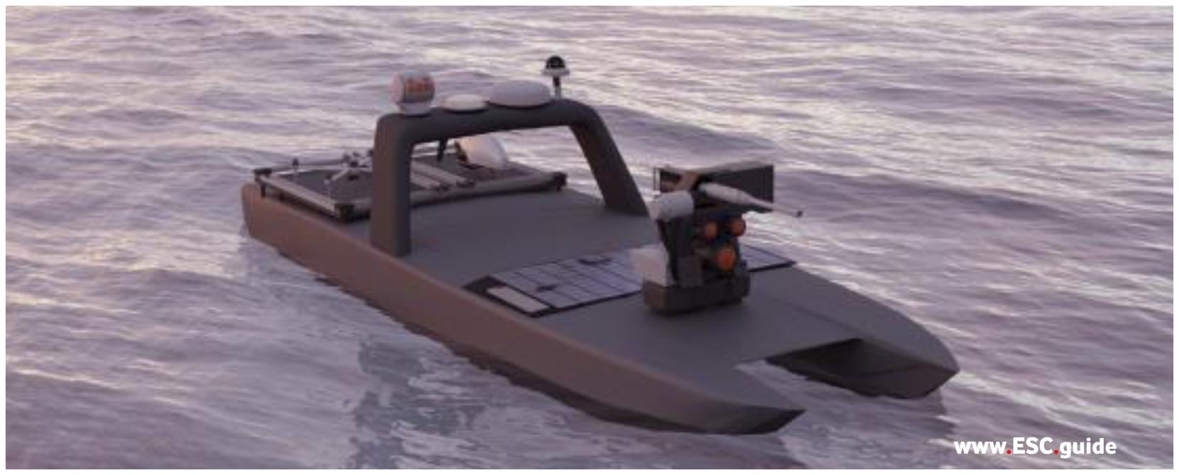 Configuration: MANTAS T38 Defender.