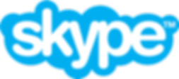 Skype logo ascbt online therapy cbt