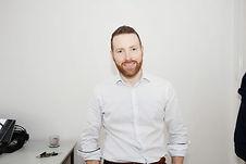 Alistair Shaw CBT Therapist Headshot Wid