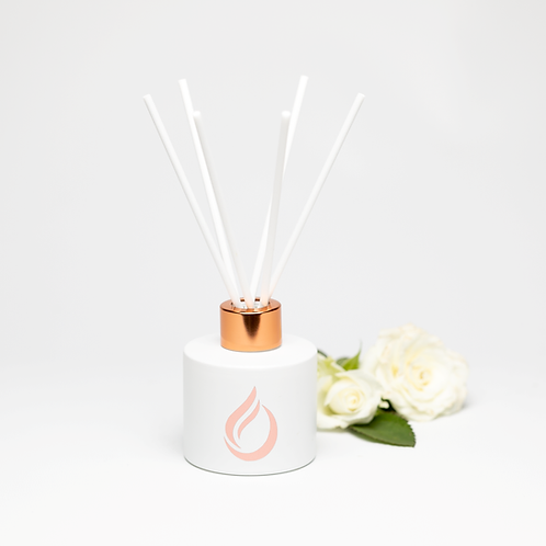Aromatherapy 'Bloom' White Room Diffuser