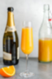 all you can drink mimosa / brunch cancun