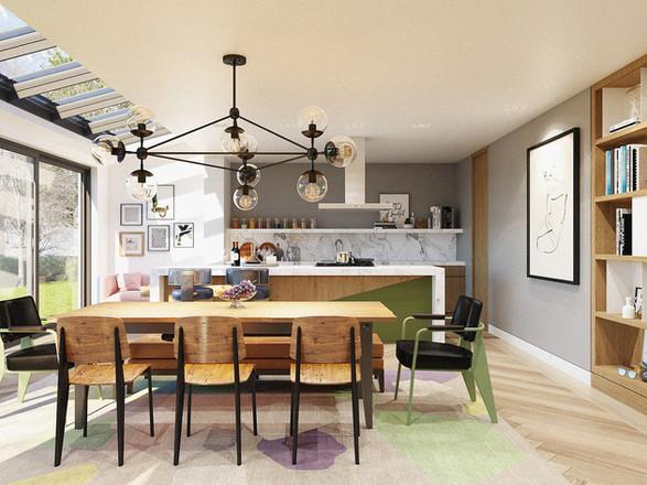 Residential, Surrey