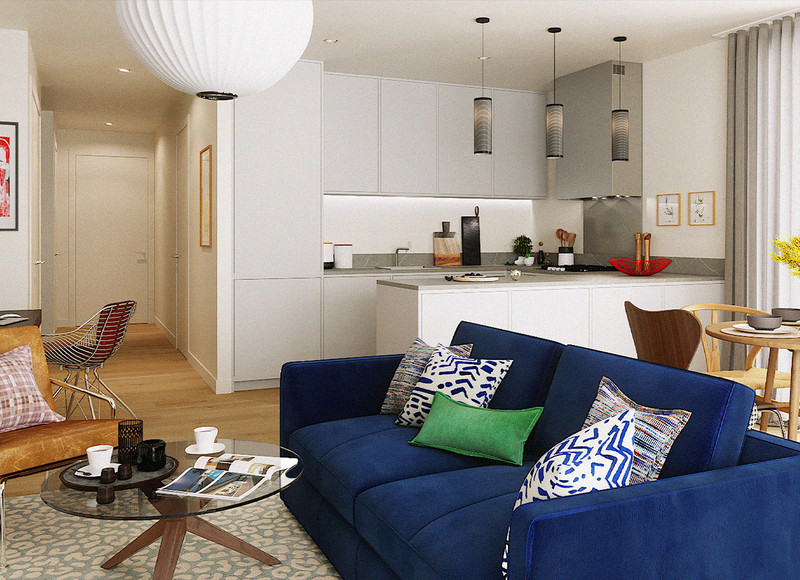 Residential, West London