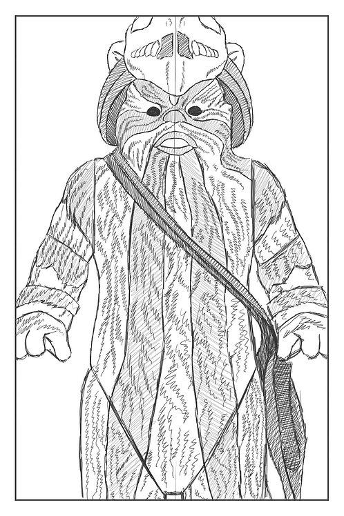 Advent Calendar Deals - Star Wars Ewoks (Set 1)