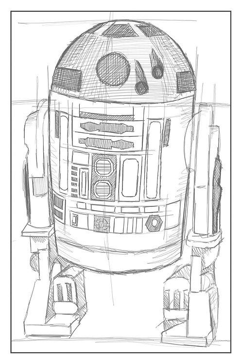 Advent Calendar Deals - Star Wars Droids Set 2