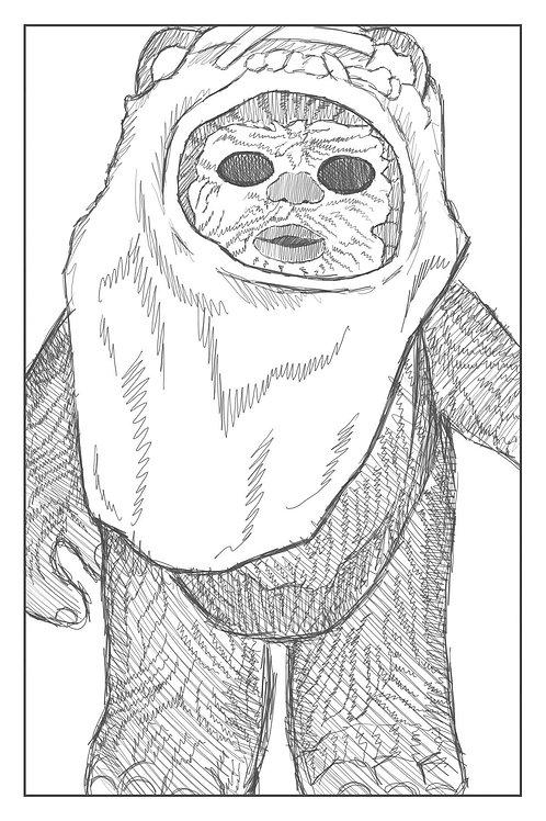 Advent Calendar Deals - Star Wars Ewoks (Set 2)