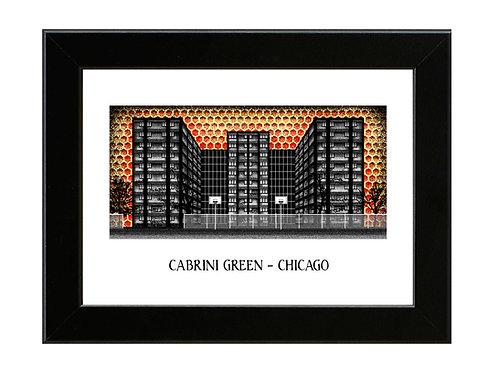 Candyman - Cabrini Green - Framed Art Print