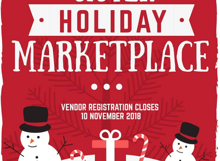 HURRY - Vendor Registration to CLOSE in 2 Days!