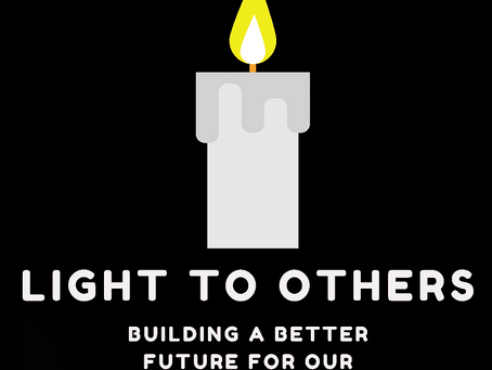 How to Get Your Light to Others Commemorative Pin This Weekend ONLY!