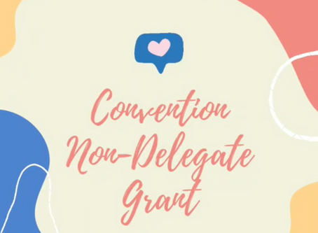 Get $ to Convention!