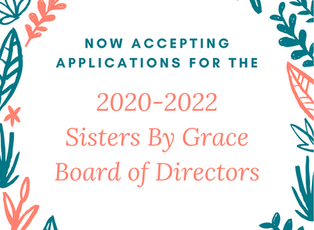 Applications for the SBG Board of Directors